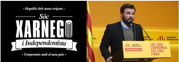¿A dónde va el voto de los charnegos en Cataluña?