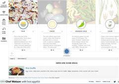 Chef Watson, el algoritmo gastronómico de IBM que sugiere tu menú