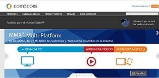 comScore realizará en España mediciones de audiencia multiplataforma