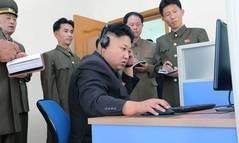 La errática ciberguerra de Corea del Norte