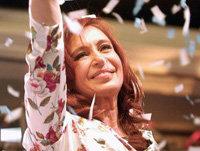 La victoria de Cristina Kirchner seg�n The New York Times