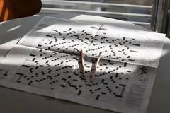 'New York Times' revitaliza el papel con un crucigrama