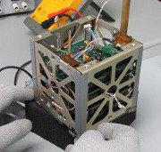 Satélite CubeSat peruano