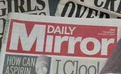 Futura alianza entre 'Daily Mirror' y 'Express' en UK