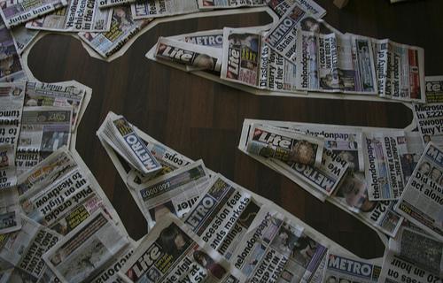 D.E.P. los medios de comunicación…de masas