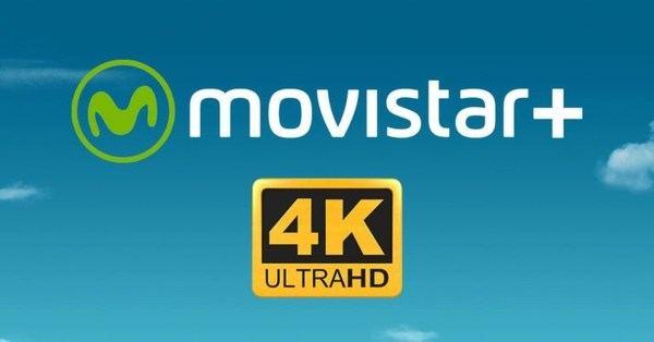 Movistar+ ofrece en Ultra Alta Definición todas sus series originales y fútbol
