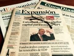 La prensa económica no tiene sentido en papel