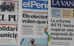Lluvia de dinero catalán sobre los medios