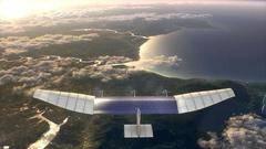 Facebook prueba Aquila, el dron aut�nomo que llevar� Internet a lugares remotos