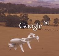 Google desarrolla su propio servicio de reparto con drones