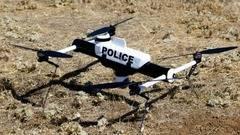 La policía de Connecticut utilizará drones equipados con armas