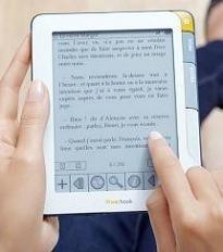 Francia está retrasada en el mercado de los ebooks
