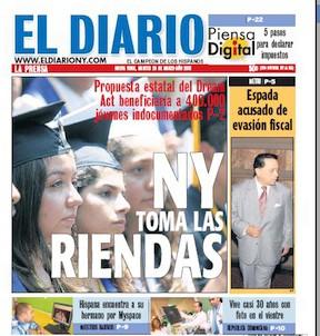 Despidos masivos en histórico periódico en español de Nueva York