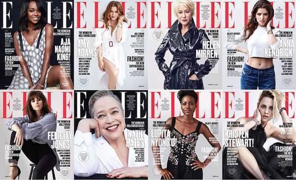 'Elle' lleva la Realidad Aumentada a su revista impresa