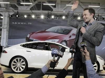 Tesla se corona como el fabricante de coches más valioso de América