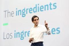 Álvarez-Pallete presenta su nuevo programa 'Reconecta' para Telefónica