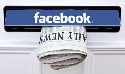 Facebook renuncia a retirar las noticias del News Feed