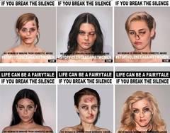 Contra la violencia de género: Libre te quiero, pero no mía