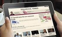 Financial Times vende anuncios en función del tiempo que pasa el lector en la página