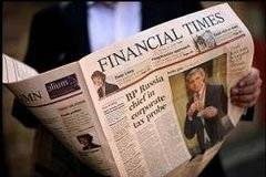 'Financial Times' destruirá 20 empleos