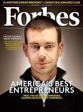 El 50% de los ingresos de Forbes serán digitales este año
