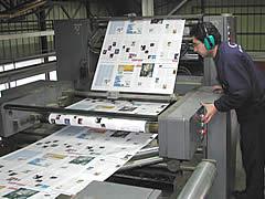 El consumo mundial de papel alcanzó su máximo y comienza a descender