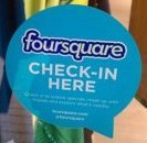 "Foursquare promete ""mucho amor"" a las marcas británicas"