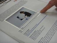 Fujitsu inventa una tecnología para convertir cualquier superficie en pantalla táctil