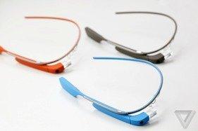 Primera operación realizada con Google Glass