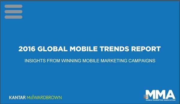 Tendencias en marketing móvil 2016