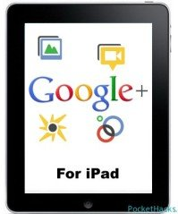 Google+ Ya para Ipad