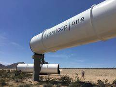 Hyperloop acelera hacia la realidad