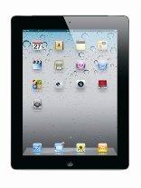 En la foto el iPad2, más vendido que el iPad retina display, el último modelo