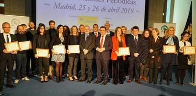 La AEEPP galardona a 21 empresas y profesionales en la XIII edición de sus Premios
