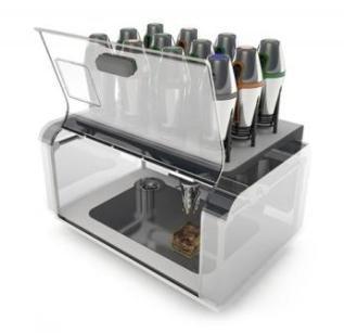 Cornucopia: la impresora 3D de comida