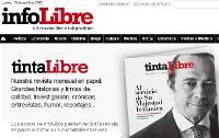 """El diario digital """"infoLibre"""" cerró su ejercicio de 2014 con unas pérdidas de 348.000 euros (736.000 en 2013)"""