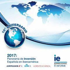 X Informe de Inversión Española en América Latina