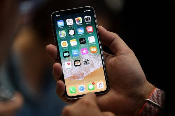 Samsung ganará más dinero con cada iPhone X que con sus Galaxy S8
