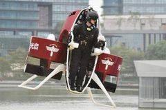 El primer jetpack comercial del mundo está listo para despegar