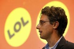 Jonah Peretti, fundador de BuzzFeed.