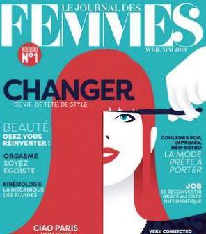 La web para mujeres más visitada de Francia lanza una revista en papel