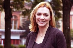 Kelly Leach, CEO de Piano Media