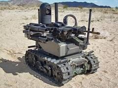 EEUU desarrolla robots asesinos para la guerra del futuro