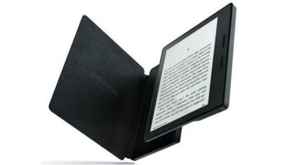 Amazon lanza el Kindle Oasis, una revolucionaria experiencia de lectura