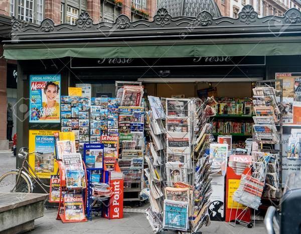 Las revistas francesas cambian de era