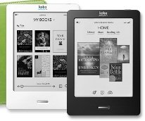 Alianza Mondadori-Kobo Touch para desafiar Kindle