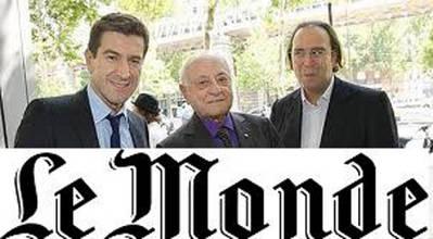 Los multimillonarios se quedan con la prensa