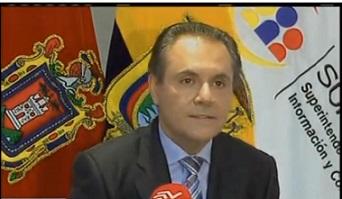 Intento de censura a los medios del Gobierno de Ecuador