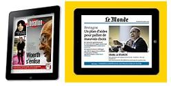 Le Monde y Libération: dos modos diferentes de entender la revolución 2.0.