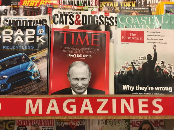 El ocaso de la todopoderosa industria estadounidense de las revistas